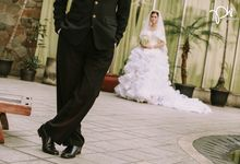 David & Anne Wedding momment by PhiPhotography