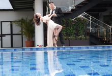 Photoshoot prewedding by Studio BlackArt