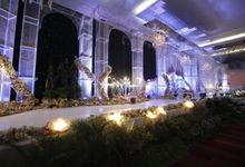 The Wedding Of Sinta Fildo by Eden Design