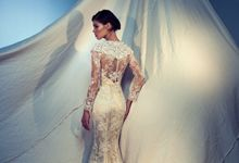 Wedding Gown : Silver Lining by Asky Febrianti