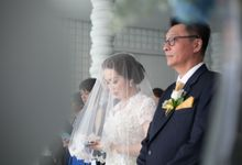 The Wedding of Irien & Antony by KAMAYA BALI