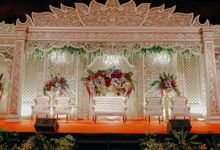 Dekorasi Akad Nikah & Resepsi by Rose Decoration & Production