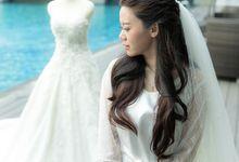 Wedding Day Fitria-Ricky Novotel Mangga Dua by Alissha Bride