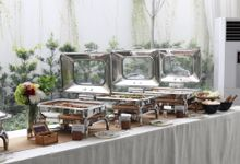 Buffet Display by The NJONJA, Gourmet Catering