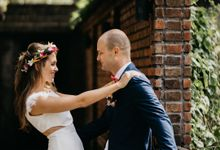 Bali Wedding of Pieter & Lieselotte by Lentera Production