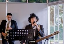 Ningrum & James Wedding At Green Forest by Josh & Friends Entertainment