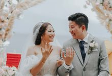 SALLY and RANDY WEDDING by KAMAYA BALI