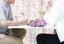 Echa & Nanda Prewedding Photoshoot by Alterlight Photography