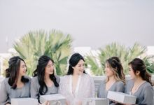 The Wedding of Adi & Stella by Fenty by Moire Photo & Video