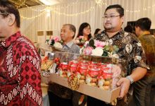 The Engagement Of Evan & Jecia by W The Organizer