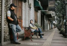 Prewedding Hendra & Sinta by ejafoto