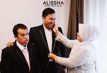 Wedding Day Vika-Rendy at Aston Kuningan by Alissha Bride