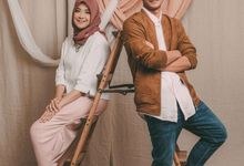 Prewedding Nadya & Adit by airwantyanto project