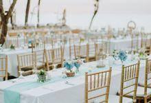 Celebrations in Rustic Theme - Hanny & Irma Wedding by Vilia Wedding Planner