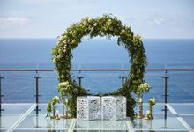 The Glass Stage at Dining Pavilion by Tirtha Bali