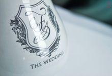 Mug Gentong Wedding F&S by Mug-App Wedding Souvenir