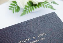 Maddy & Josh by Bali Wedding Films