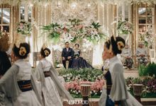 TANTI & IKHWAN WEDDING by bright Event & Wedding Planner