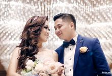 The Wedding Of Lea and Ieuan by Yogyakarta Marriott Hotel