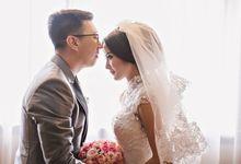 Hotel Borobudur Jakarta - Ferry & Ester by Impressions Wedding Organizer