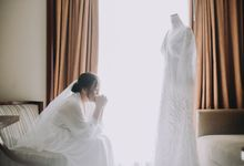 Genoveva & Jeremiah Wedding at The Avani BSD by Mirza Photography