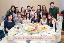 Jin Hui & Shi Hui Krislyn Wedding Roving Photography & Table Shots Instant Print by Cloud Booth