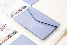 Hard Cover Invitation by Invian.id