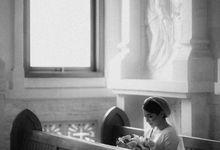 Intimate Bali Wedding of Willy & Dewi by Lentera Wedding