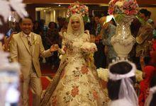 Wedding Zaeny & Mishaella by Starlight Entertainment