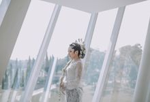 Vania & Febri Wedding at Pondok Indah Golf by Mirza Photography