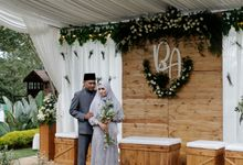 ben & aat wedding reception by Our Wedding & Event Organizer