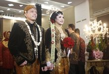 The Wedding Of Munief & Nia by Starlight Entertainment