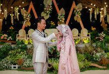 Risa & Adrian Wedding by Nains Media