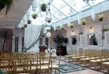 Holy Matrimony of Jusuf & Aifung at Courtyard by The Hermitage Jakarta by Marriot International