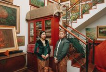 Nindia & Dhika Prewedding & Wedding Day by Journal Portraits