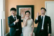Grand Hyatt - Wedding of Clifford & Felicia by JP Wedding Enterprise