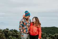 PREWEDDING TRIP of Andre & Risty by Salmo