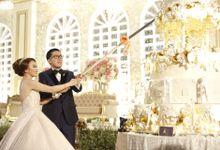 Ricky & Evelyn Wedding - 1 Oktober 2017 by Grand Slipi Convention Hall
