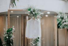 Wedding Dhea & Dharma by Azila Villa