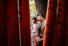 Japan | Prewedding Alwin & Ney by Monchichi