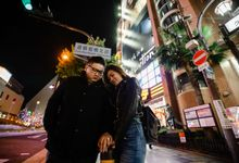 Japan | Prewedding Alwin & Ney by Monchichi