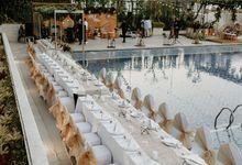 POOLSIDE WEDDING by Crowne Plaza Bandung