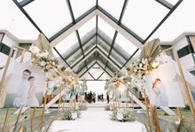 Wedding Briyan & Astrid by Bali Izatta Wedding Planner & Wedding Florist Decorator