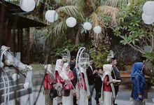 Wedding Reception of Andhika & Rinjani by DJ Perpi