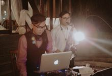 Wedding Reception of Andhika & Rinjani by DJ Perpi