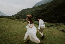 Elopement Wedding in Sapa by Hipster Wedding