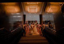 Alvin & Natasha Wedding by PRIDE Organizer