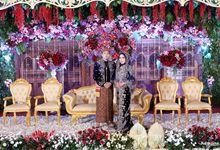 WEDDING PUTRI TIO 2018 by Yasra Kebaya