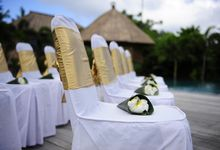 Blessing & Wedding Reception at Bali Safari by Bali safari & Marine Park