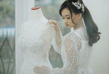 Wedding John & Yustiar by d'Bride House